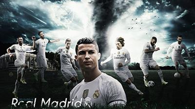 Реал Мадрид 2016