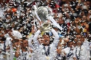 Криштиану Рональду Реал Мадрид